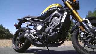 10. 2016 Best Middleweight Streetbike - Yamaha XSR900