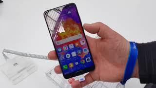 Huawei P20 anteprima video