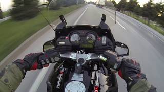 4. 2004 BMW R 1150 RT GoPro Hero 3