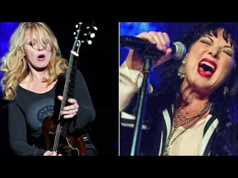 Nancy Wilson Hoping for Heart Reunion Tour Next Year