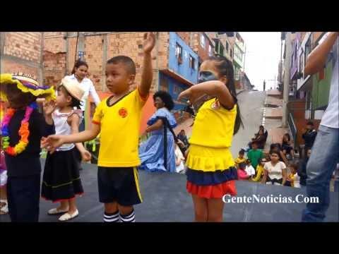 Carnavalito por la Vida en Ciudad Bolívar