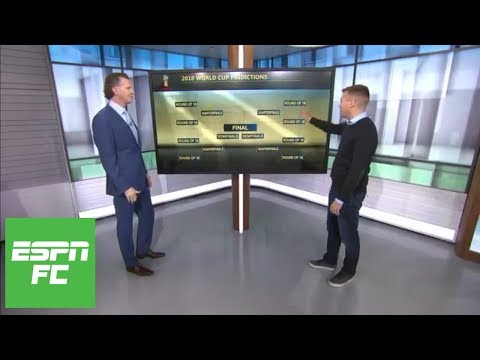 All the World Cup knockout stage predictions | ESPN FC