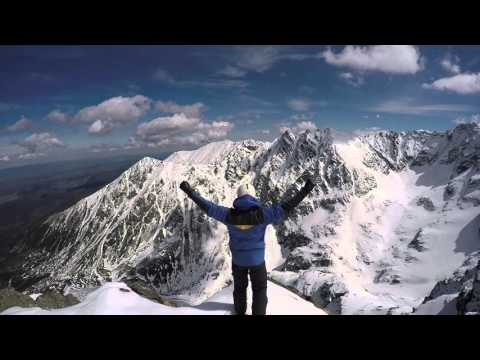 Výstup na Kościelec v poľských Tatrách