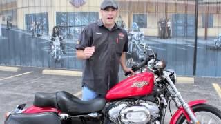 5. Pre-Owned 2010 Harley-Davidson Sportster 883