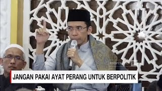 Video Pengamat: Ayat Perang di Ceramah TGB Bukan Hanya untuk Oposisi Pemerintahan Jokowi MP3, 3GP, MP4, WEBM, AVI, FLV Juli 2018