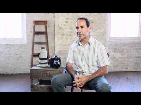 Canon EOS – Sports Photography Tutorial with Craig Golding