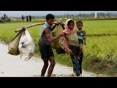 Μιανμάρ: Πυρπόληση χωριών των Ροχίνγκια
