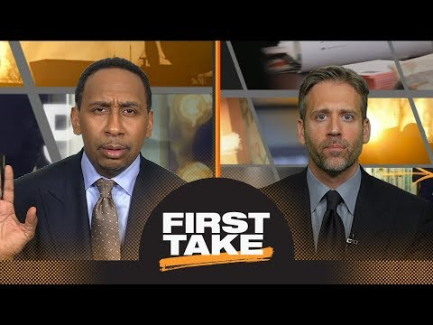 Stephen A. not convincing Max James Harden is NBA MVP despite Game 1 performance | First Take | ESPN