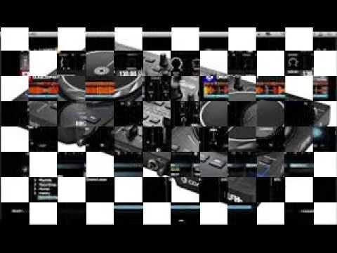 Compilation con console hercules control air plus by Dj Ntony (видео)