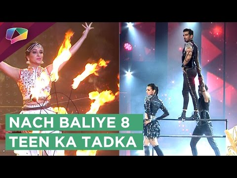 Nach Baliye 8 Will Witness A 'Teen Ka Tadka' |Mohi