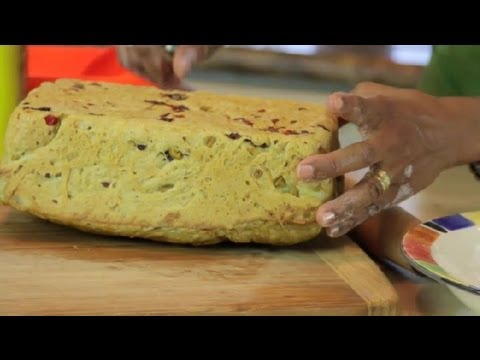 How to Make a Aromatic Mediterranean Style Bread Recipe