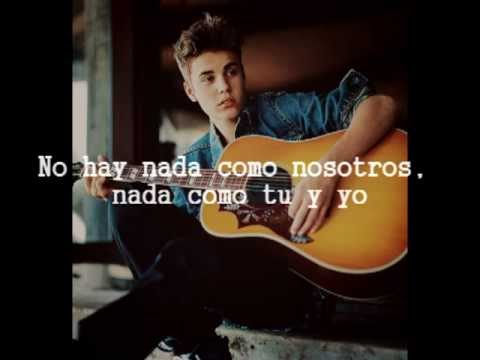Nothing like us – Justin Bieber Subtitulado al español