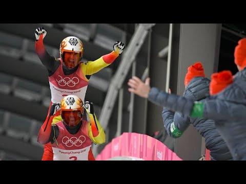 Olympische Winterspiele: Deutsche Sportler freuen sic ...