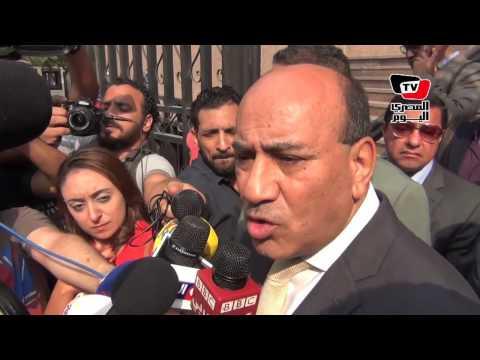 هشام جنينه: خلافنا مع الرئيس قانوني