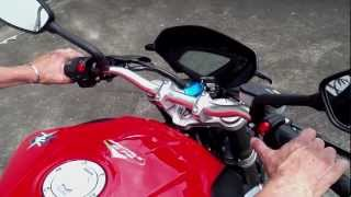 1. MV Agusta Brutale 675 review by owner