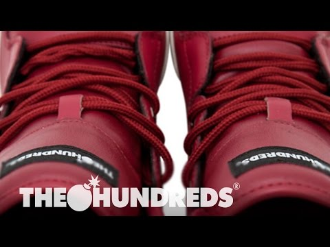 Video: The Hundreds Footware &#8211; The Riley High Top