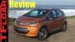 2. 2017 Chevy Bolt Review: The First Affordable Long-Range EV Sold in all 50 States