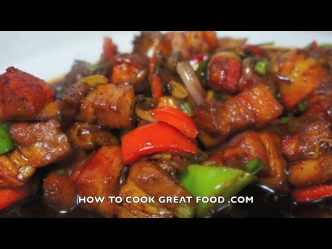Chinese Sweet n Sour Pork Recipe – Wok cooking