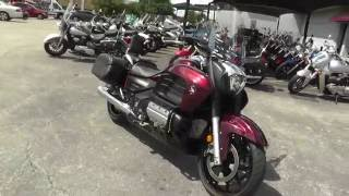 10. 000867 - 2014 Honda Gold Wing Valkyrie - Used Motorcycle For Sale