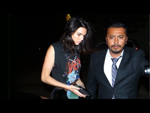 Kendall Jenner Asked About Stalker As She Attends Star-Studded Event After Testifying In Court