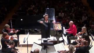 Rachmaninoff piano concerto no 3 Mvt 1. Soloist: David Helfgott