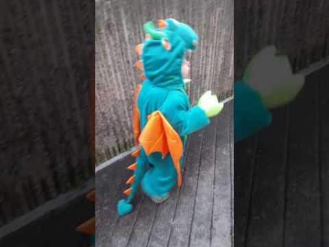 Cute Baby dragon déguisement
