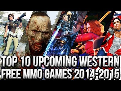 Mmo - http://www.freemmostation.com/features/top-10-upcoming-western-free-mmo-games-2014-2015/ Top 10 Upcoming Free Western MMO Games 2014~2015 10: Chroma http://w...