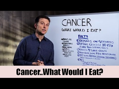 What Would I Eat If I Had Cancer?