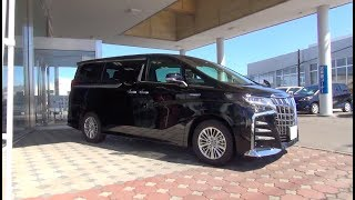 Video 2018 New TOYOTA ALPHARD HYBRID 4WD - Exterior & Interior MP3, 3GP, MP4, WEBM, AVI, FLV Mei 2018