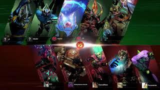Galaxy Battle || HellRaisers vs Evil corporation || map 1 || bo3 || by @DD @Zais