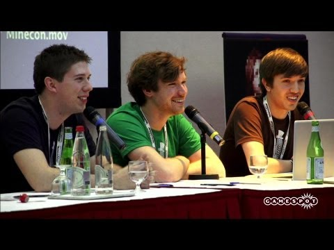 The Genius that is Hat Films - MineCon 2012