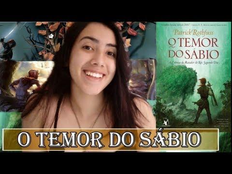 O TEMOR DO SÁBIO | RESENHA | Leticia Ferfer