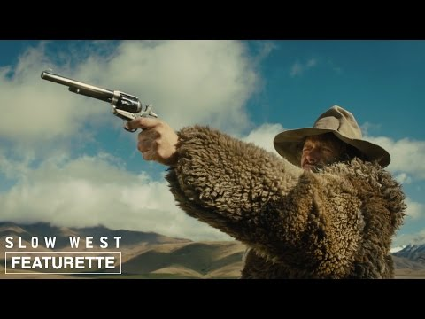 Slow West (Featurette 'The Cast')