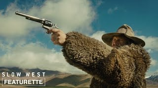 Nonton Slow West   The Cast   Official Featurette HD   A24 Film Subtitle Indonesia Streaming Movie Download