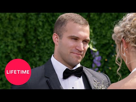 Married at First Sight: Jonathan and Molly Are Married (Season 6, Episode 2) | Lifetime
