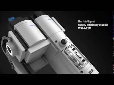 Energy Effiency Module MSE6-E2M by Festo