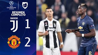 Video Juventus 1-2 Manchester United - GOLES Y RESUMEN EXTENDIDO - UEFA Champions League MP3, 3GP, MP4, WEBM, AVI, FLV April 2019