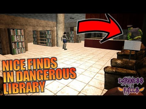 NICE FINDS | Darkness Falls MOD 7 Days to Die | Let's Play Gameplay Alpha 16 | S01E06