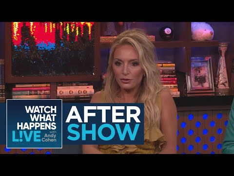 After Show: Kate Chastain And Nico Scholly Talk Yacht Hookups   Below Deck   WWHL