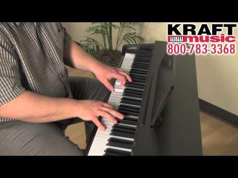 Preizkus pianina YAMAHA YDP-142