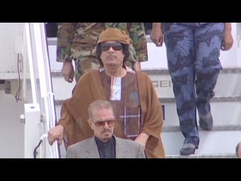 moammar - CNN's Hala Gorani reports on Moammar Gadhafi's colorful history that has sometimes amused, but more often infuriated.