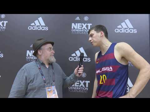EB ANGT Finals Interview: Nikola Zizic, U18 FC Barcelona Lassa