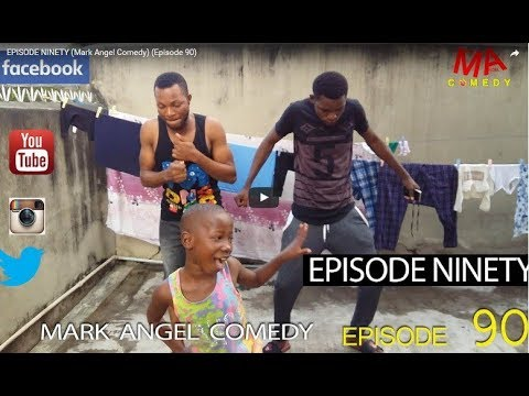 ONE CORNER DANCE, Funniest Mark Angel Comedy Episode 90