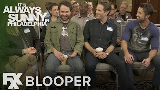 Video It's Always Sunny In Philadelphia | Season 13 Blooper Reel | FXX MP3, 3GP, MP4, WEBM, AVI, FLV Mei 2019