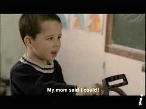 史上最有前途的孩子,一切都是因為媽媽說可以…