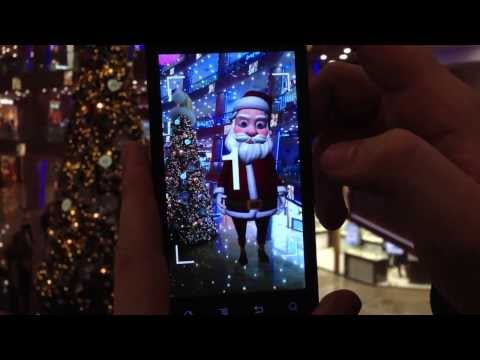 Video of Real Santa for Instagram FREE