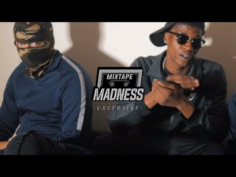 (Silwood Nation) T1 – Maximum Risk (Music Video) | @MixtapeMadness
