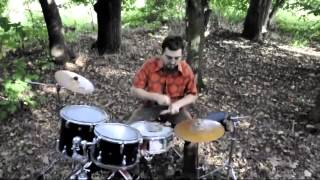 Video Drums In The Woods