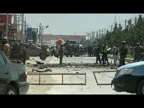 Afghanistan: Tote und Verletzte nach Anschlag auf US-Ko ...