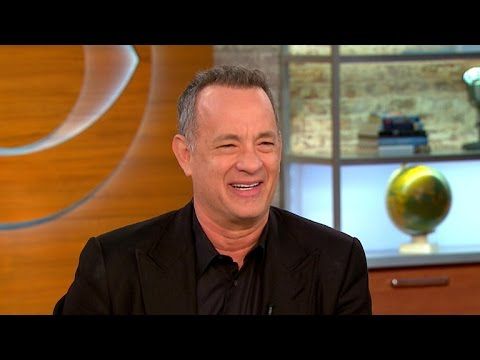 "Tom Hanks in ""A Hologram for the King"", as always truly amazing!"
